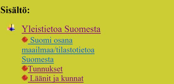 yleistietoa Suomesta