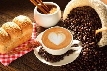 pulla ja kahvia